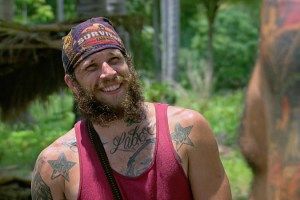 """I'm Not Here to Make Good Friends"" -- Kyle Jason during the tenth episode of SURVIVOR: KAOH RONG -- Brains vs. Brawn vs. Beauty. The show airs, Wednesday, April 20 (8:00-9:00 PM, ET/PT) on the CBS Television Network. Photo: Screen Grab /CBS Entertainment ©2016 CBS Broadcasting, Inc. All Rights. Reserved."