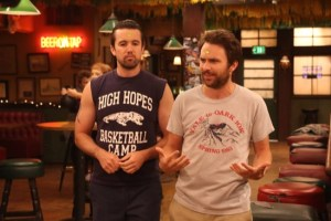 Its Always Sunny in Philadelphia Ass Kickers United Mac and Charlie Join a Cult Season 10 Episode 10 04