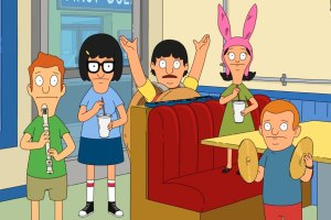 Bob's Burgers Itty Bitty Ditty Committee Season 5 Episode 17 2