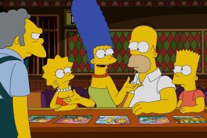 The Simpsons The Kids Are All Fight Season 26 Episode 19 2
