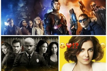 cw fall 2015 shows