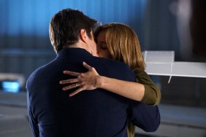 "CASTLE - ""XX"" - In part two of last week's Season 8 premiere, Beckett's side of her abrupt disappearance is revealed. After receiving a mysterious tip from her past, Beckett is launched into a fight for her life, with a team of mercenaries hot on her trail. While Castle investigates why his wife is on the run, Beckett must figure out who wants her dead, before they can finish the job. ""XX"" will air on MONDAY, SEPTEMBER 28 (10:01-11:00 p.m. ET/PT) on the ABC Television Network. (ABC/Richard Cartwright)