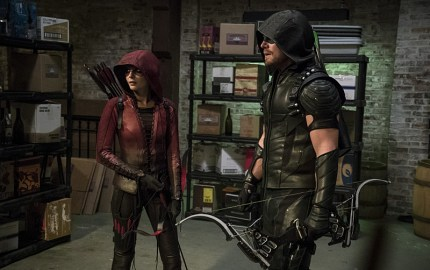 "Arrow ""The Candidate"" Season 4 Episode 2 (6)"