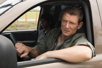 "THE PLAYER -- ""House Rules"" Episode 104 -- Pictured: (l-r) Nik Dodani as Solomon, Philip Winchester as Alex Kane -- (Photo by: Colleen Hayes/NBC)"