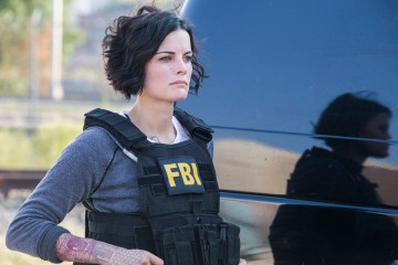 "BLINDSPOT -- ""Cede Your Soul"" Episode 106 -- Pictured: Jaimie Alexander as Jane Doe -- (Photo by: Paul Sarkis/NBC)"