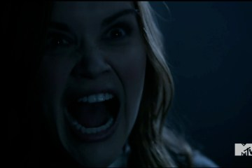 teen wolf s5e20 lydia scream