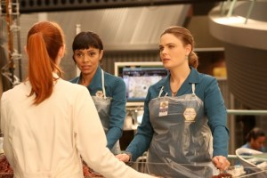 Bones s11e14 The last shot at a second chance