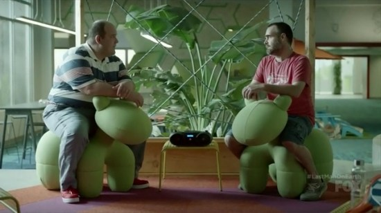 Phil and Todd - The Last Man on Earth