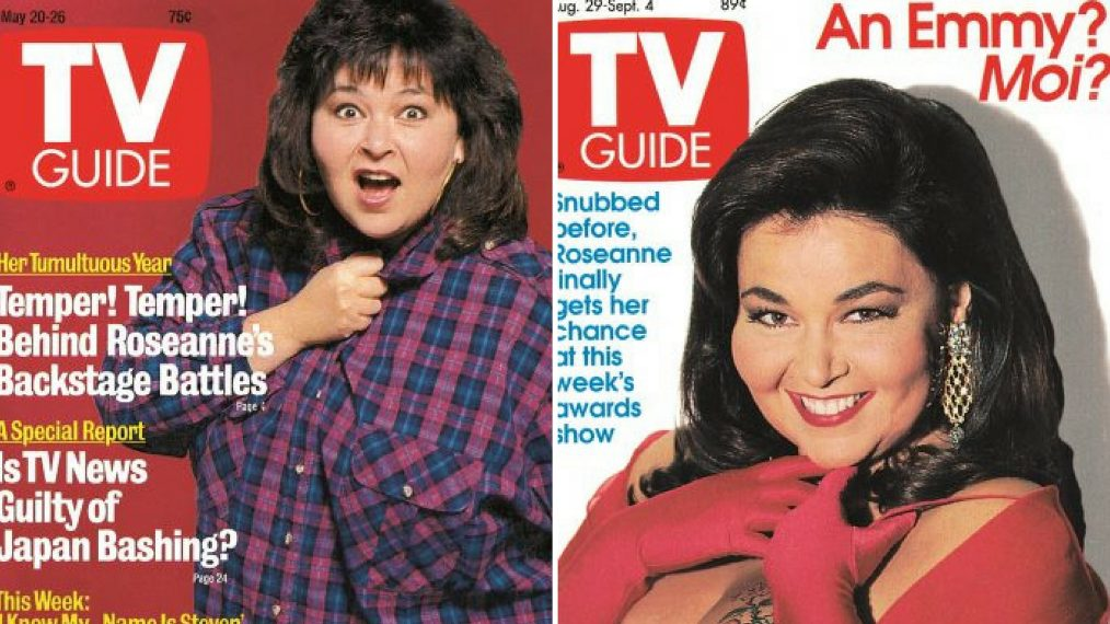 The  Roseanne  Cast on TV Guide Magazine s Covers Through the Years     The  Roseanne  Cast on TV Guide Magazine s Covers Through the Years