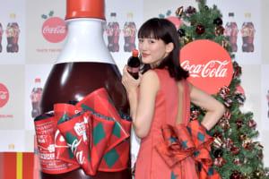 「コカ・コーラ」リボンボトルPRイベント