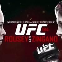 14 secondes avec Ronda Rousey (vidéo)