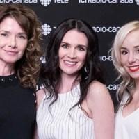 Ruptures: la nouvelle série de Fabienne Larouche à Radio-Canada