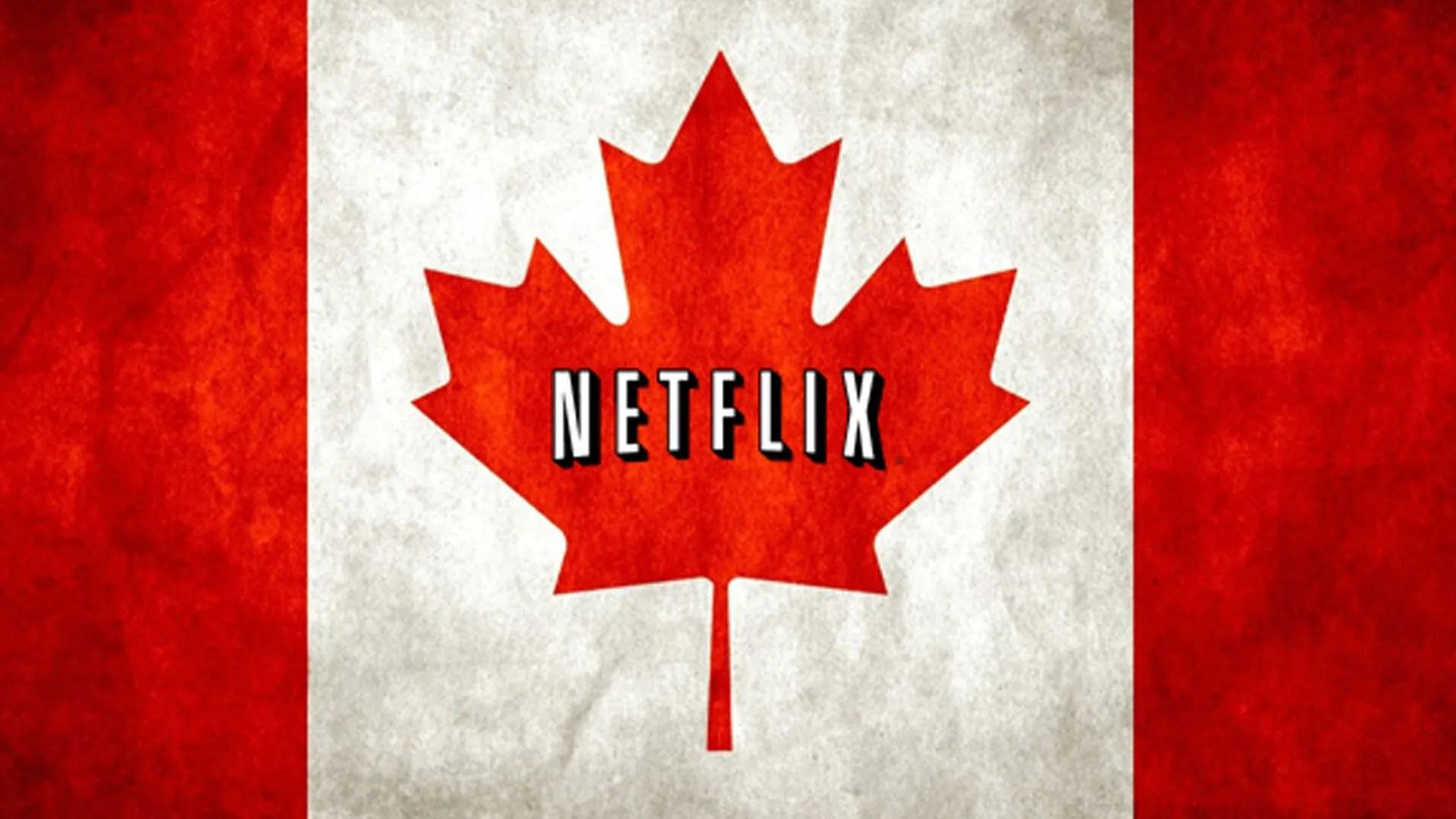 Netflix Canada: comment trouver les films et séries en français