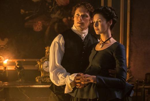 Outlander showrunner drops season 3 hints tv tonight Better homes and gardens tonight s episode