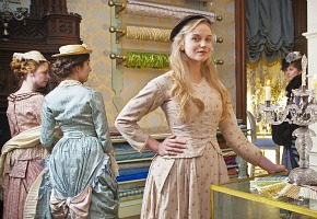 Picture shows: Denise (JOANNA VANDERHAM) © BBC 2012