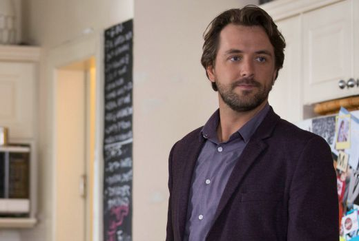 Darren McMullen as Alex. A Playmaker Production for the Nine Network. Photo Greg Noake