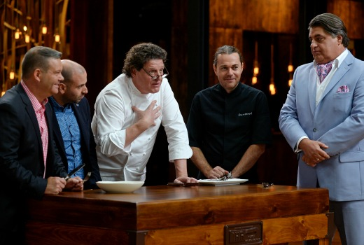 The voice masterchef seven year switch score on tuesday Better homes and gardens episode last night