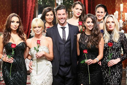The Bachelor S3 Ep9 Rose Ceremony