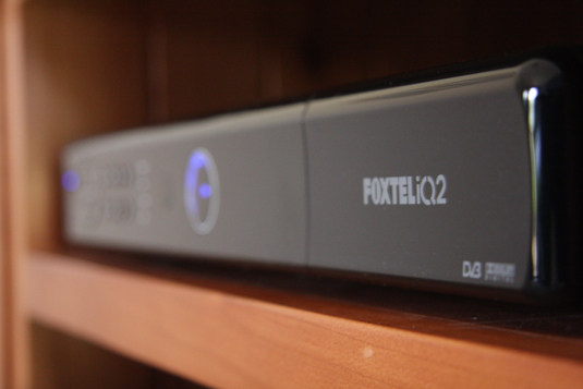 how to set foxtel iq3 to new modem