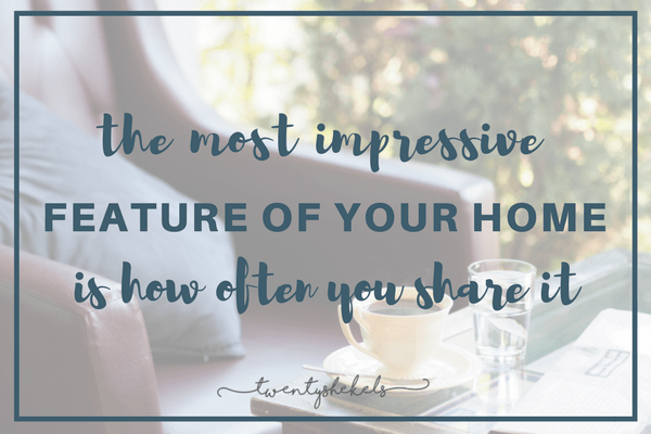 what makes home inspiring