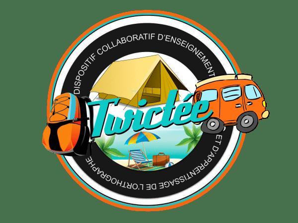 logo #RallyeTwoutil grand format Laeti