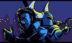 Pixel Noir - Shovel Knight