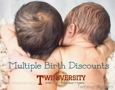 All of Twiniversity's top multiple discounts in once place!
