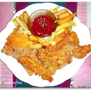 fish fry, fish and chips, crispy fish fry