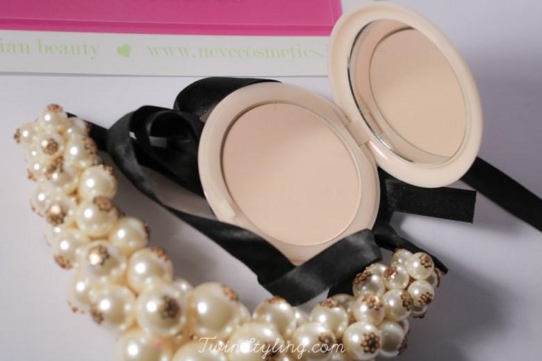 Velvet matte cipria neve cosmetics