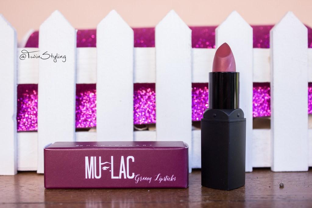 Groovy Metal Matte - Mulac Cosmetics - vintage