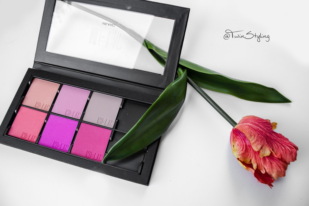  Review: Palette Moody Blush - Mulac Cosmetics.