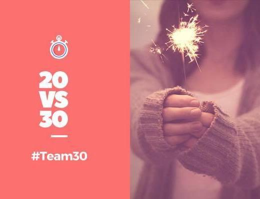 20 vs 30