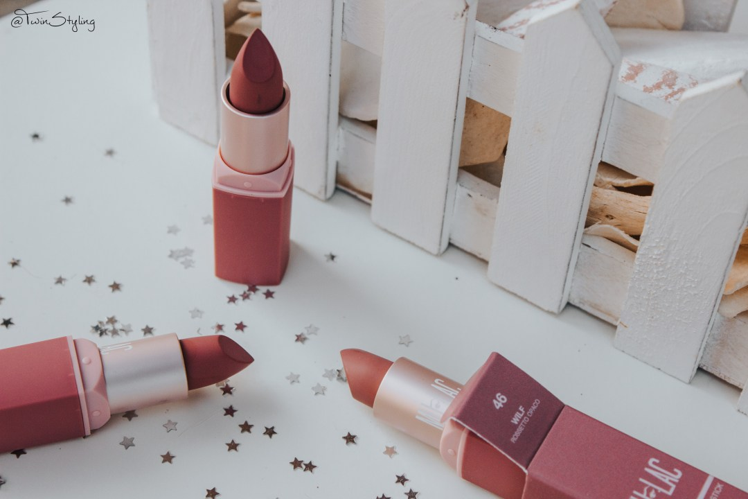 Womanly Collection di Mulac Cosmetics.