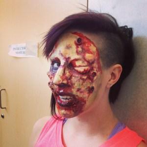Toxic Zombie
