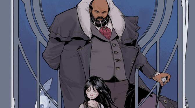 Comic Book Review: Porcelain, A Gothic Fairy Tale