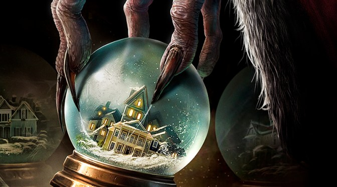 Its a Very Scary Christmas: Krampus