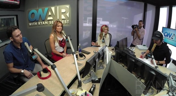 2539c5f0b83a Jennifer Lopez – On Air with Ryan Seacrest – Twist Online