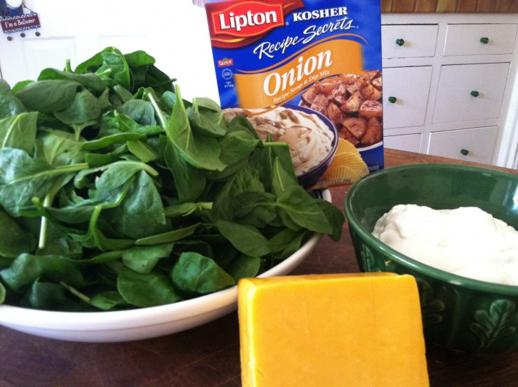 how to cook canned spinach in microwave