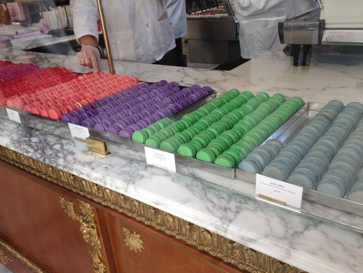 Macarons at Bottega Louis -1