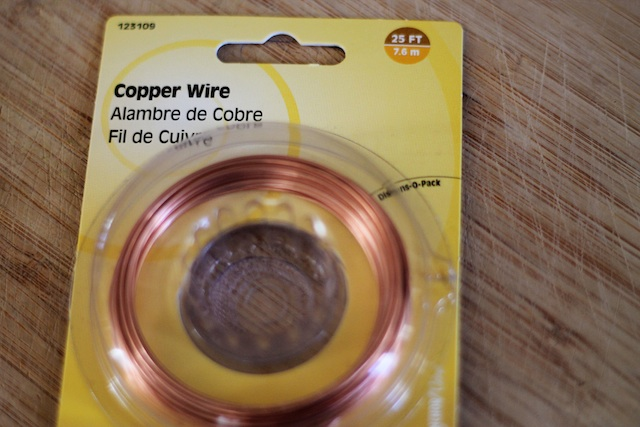 Copper wire ornament diy wire | Two Delighted