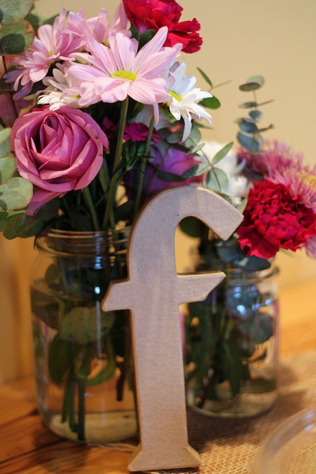 Baby shower flowers | Two Delighted