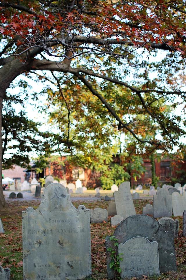 cemetery blog
