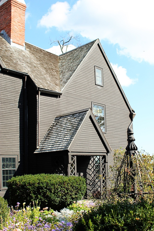 house of seven gables blog