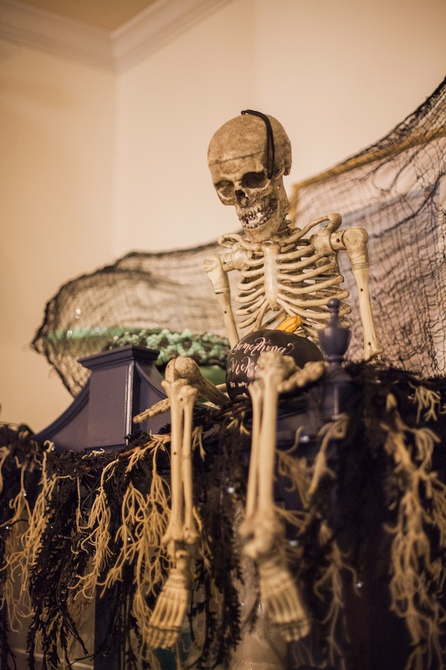 china skeleton