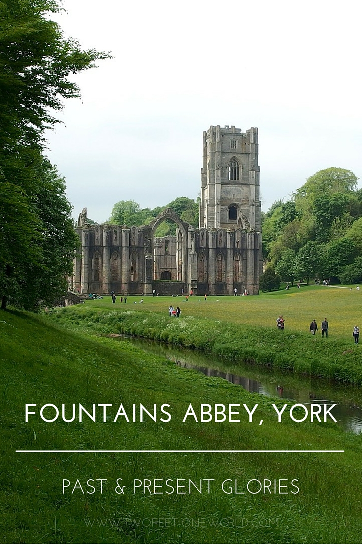 An incredible day exploring Fountains Abbey and Studley Royal Gardens, York - Two Feet, One World