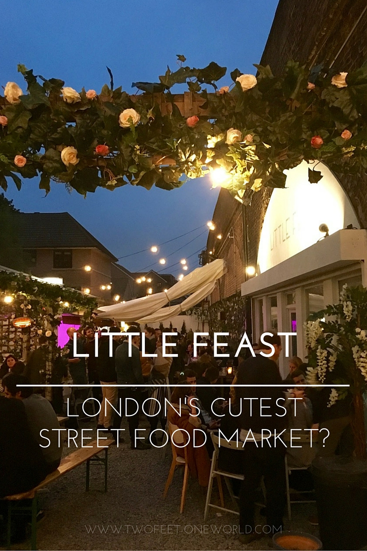 Little Feast Street Food Market, London