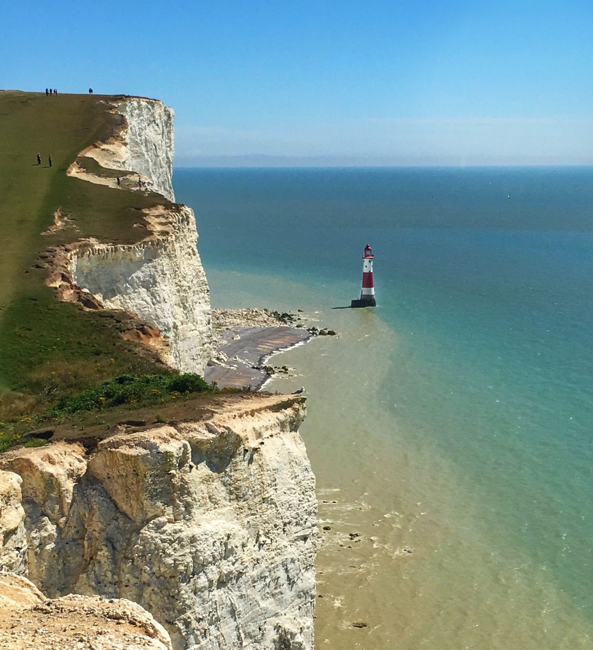 Lighthouse, Seven Sisters, England