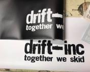 Drift-INC sunstrip