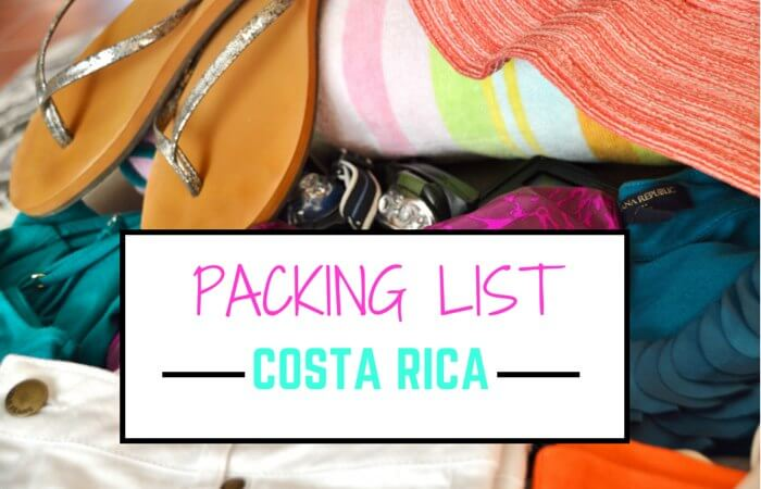 Packing List for Costa Rica | Two Weeks in Costa Rica