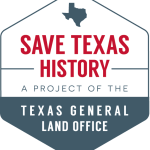Save Texas History logo